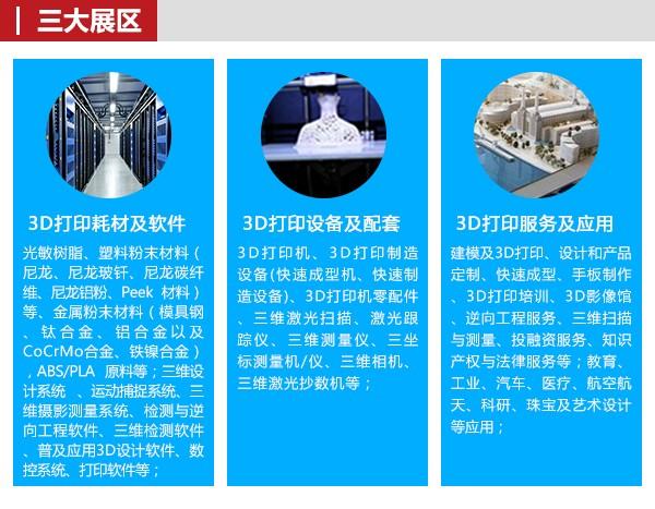 OFweek2018(第四届)中国3D打印在线展览震撼来袭