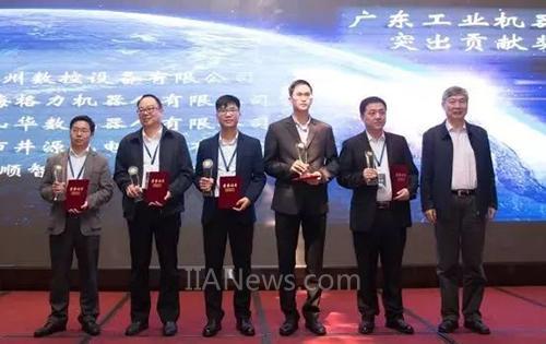 首届广东机器人年度评选榜单强势出炉