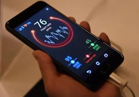 敦泰发布屏下指纹解锁和无痛血糖测量