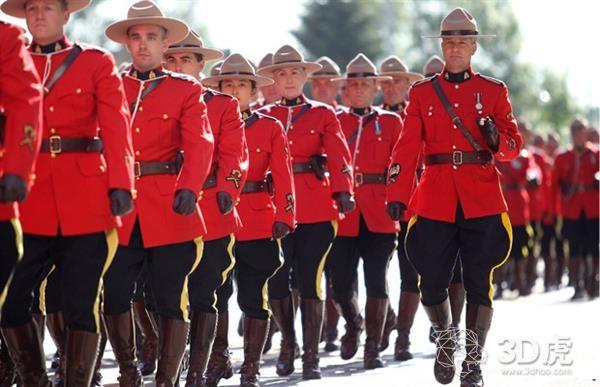 加拿大皇家骑警计划在法庭上使用3D打印犯罪现场模型