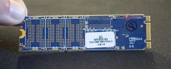 英睿达新款MX500 M.2固态硬盘发布