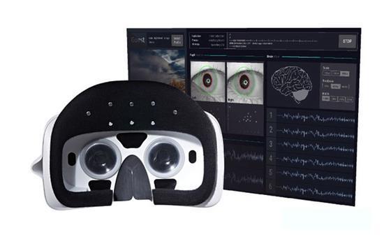 LuxidLabs推LoodxidVR头显:搭载眼动追踪摄像头和EEG传感器