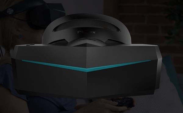 CES 2018:小派展示最新VR眼镜 超强8K分辨率