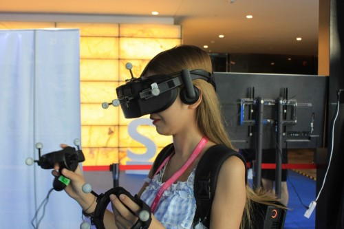 瑞立视大空间VR生态大会1月23日在深举行