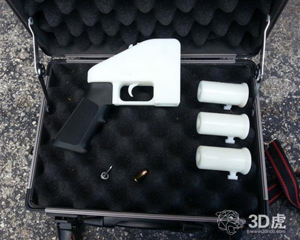 Defense Distributed呼吁最高法院解除3D打印枪支共享档案的禁令
