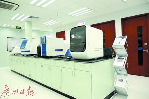 广州IAB计划再添重磅 赛默飞中国精准医疗客户体验中心落户生物岛