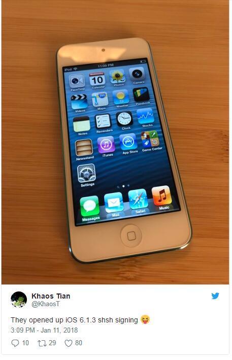 良心发现?苹果开放降级通道:多款iPhone可操作