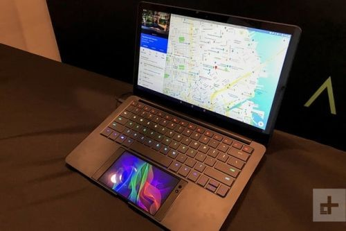 CES 2018:雷蛇Razer Phone一秒变电脑Project Linda
