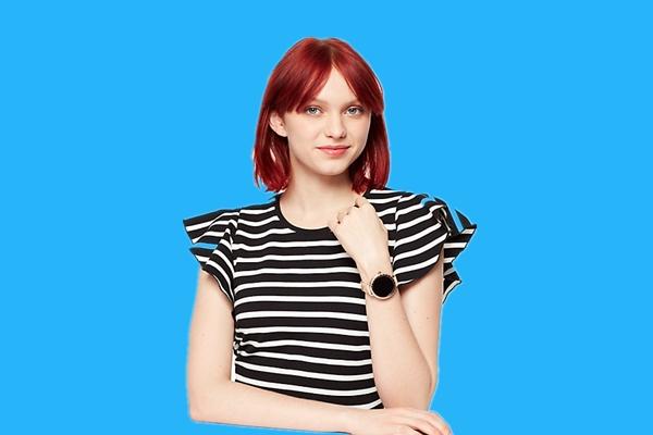 CES 2018:纽约时尚品牌Kate Spade推出安卓智能手表