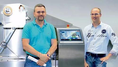 倍福基于PC的控制系统实现创新的枕式包装机自动化改造