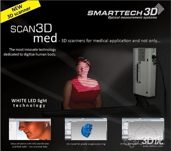 日本Untika用3D人体扫描仪来优化衣物的安全性和舒适性
