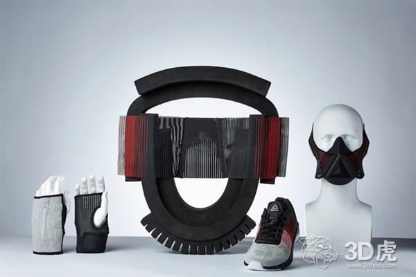 运动品牌Reebok推出新的Flexweave材料