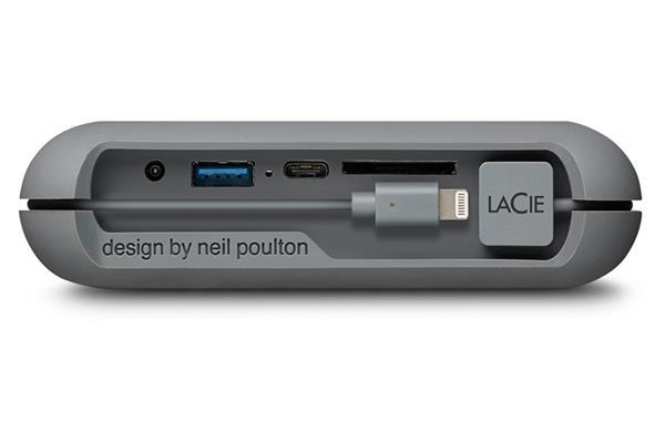 希捷发布新款莱斯DJI Copilot硬盘:配备显示屏