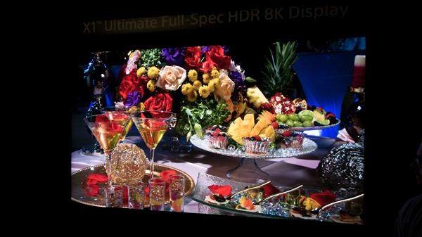 索尼8K HDR电视逆天!1万nit亮度如小太阳