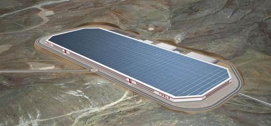松下或与特斯拉在中国建超级电池工厂