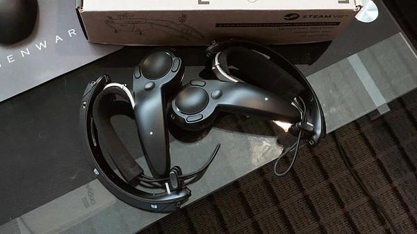 HTC:Vive Pro的控制器不使用Value的Knuckles