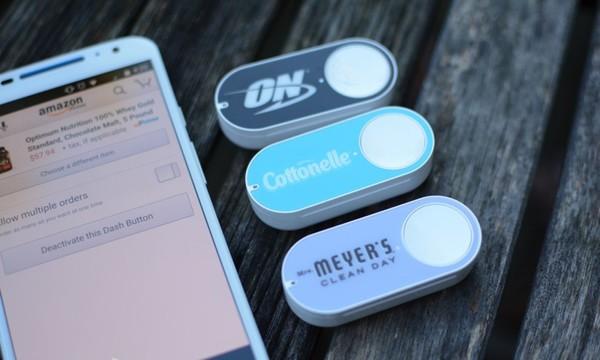 亚马逊推出SDK 向第三方开放虚拟Dash按钮服务