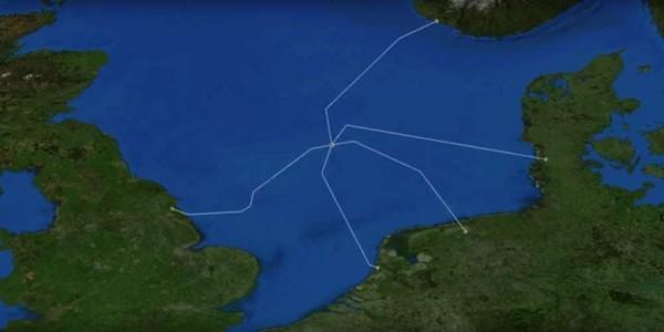 荷兰拟建30GW巨型海上风电场 向欧洲五国出口电力