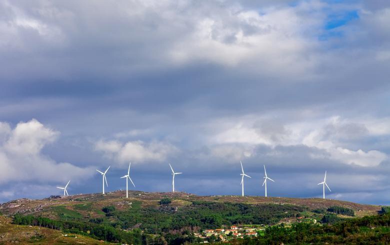 2017年可再生能源占葡萄牙电力消耗的44%