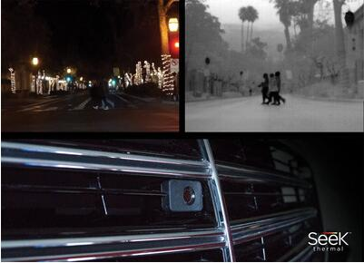 Seek Thermal为汽车后装市场推出首款高分辨率热成像摄像头