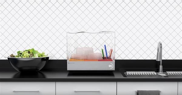 Tetra旗下公司推出小型智能洗碗机:洗菜洗碗一机搞定