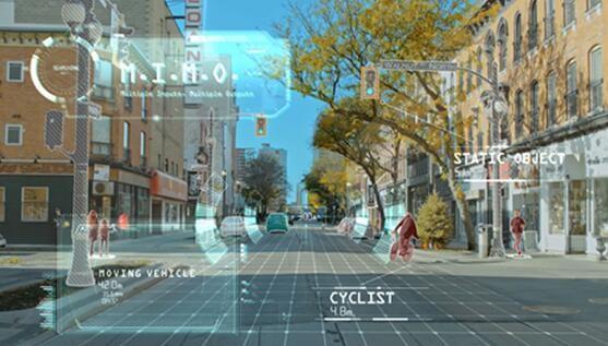 4D扫描驾驶环境 麦格纳推出高清雷达ICON RADAR
