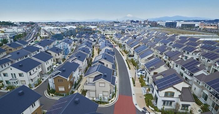 松下在美国建立智慧城市,无人驾驶是标配