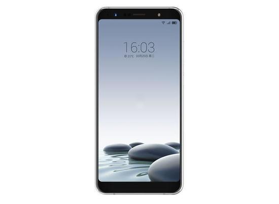 全面屏+屏内指纹 魅蓝2018年第一款手机长这样?
