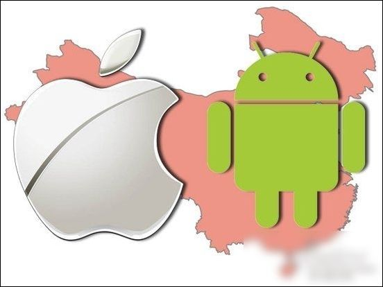 苹果iOS系统在欧美日市场份额出现下滑 在中国市场回暖