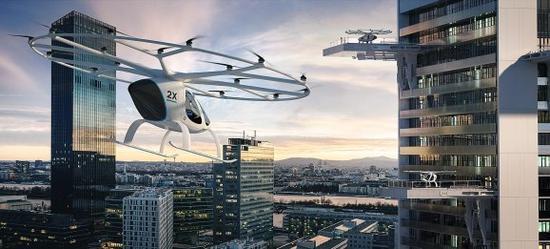 无人机2018发展趋势:数据采集、空中出租车受热捧