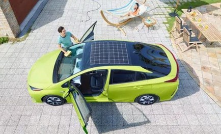 太阳能汽车将于2019年发布 售价超13.5万美元