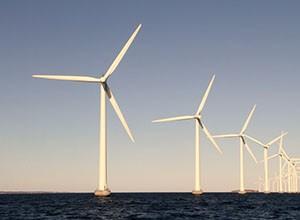 2017年丹麦风能总量创下新纪录