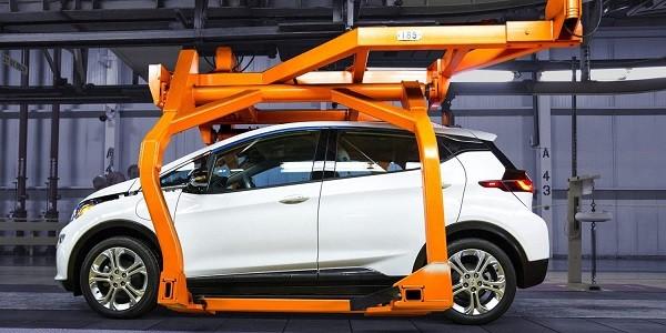 通用今年开始在全球交付电动汽车