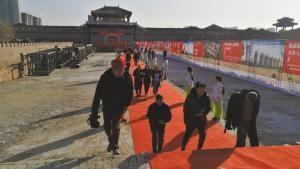 """邯郸将打造全球最长""""裸眼3D""""效果墙"""