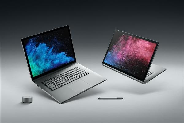 15寸Surface Book 2扩大销售区域:国内即将开卖