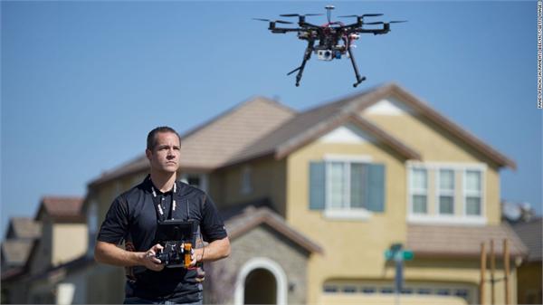 无人机2018年发展趋势:数据采集更频繁、空中飞的受热捧、家庭监控无死角