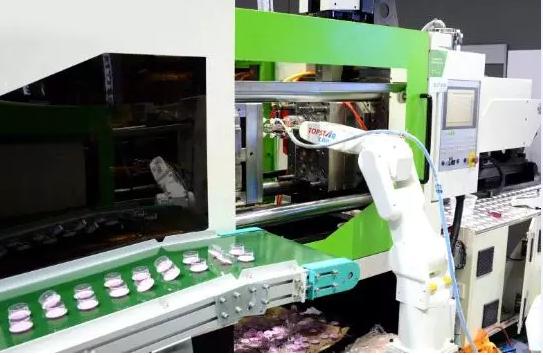 中国3C电子智造行业最值得关注的机器人供应商
