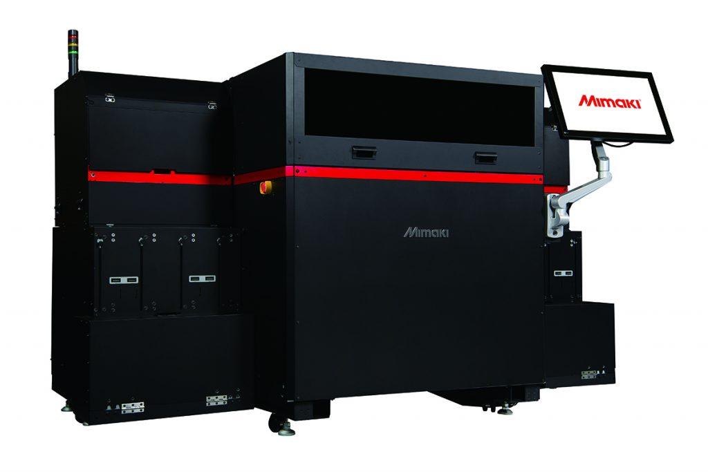 日本2D巨头MIMAKI进入工业级的全彩3D打印机的制造领域