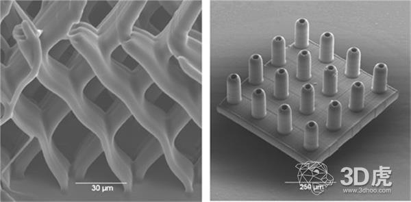 瑞士团队开创具有手术应用潜力的低功率激光3D打印技术