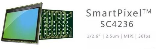 SmartSens发布SmartPixel系列新款产品SC4236