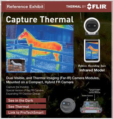 "FLIR公布""Thermalby FLIR""计划及首批合作伙伴"