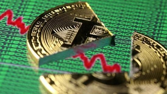 数字货币暴跌:1.3万亿元瞬间灰飞烟灭