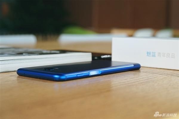 999元魅蓝首款全面屏S6上手:5.7寸单手无压力