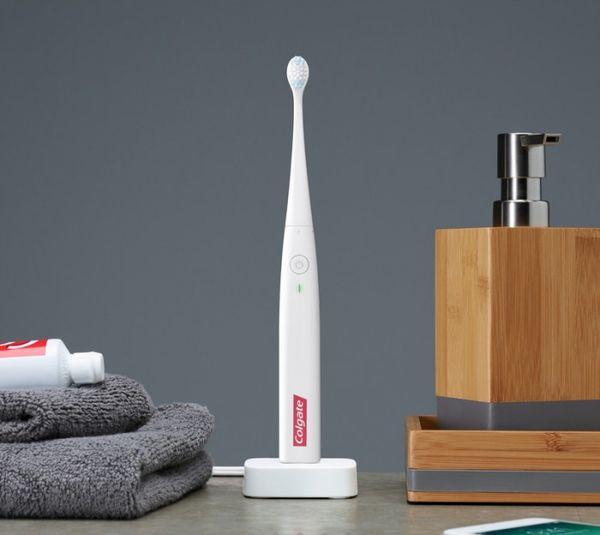 高露洁最新智能电动牙刷E1苹果渠道独家发售
