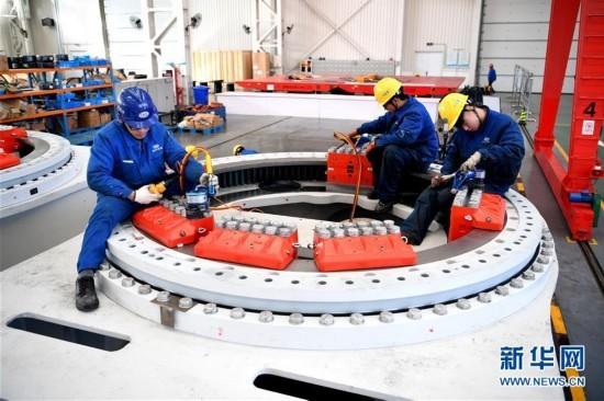江苏如东累计建成风电项目18个