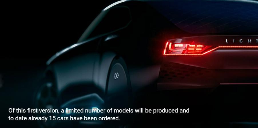 Lightyear将于2019年推出太阳能电动车 最大续航里程800公里