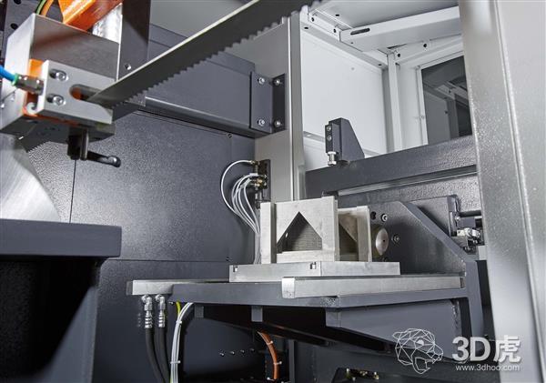 Kasto推出快速移除3D打印零件的KASTOwin AMC带锯机