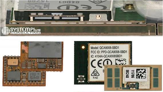 Qualcomm发布高密度802.11ad芯片组QCA9500