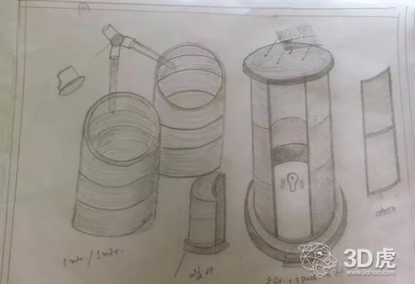 汉密尔顿实验室开发全球首个3D打印厕所以消除印度卫生问题