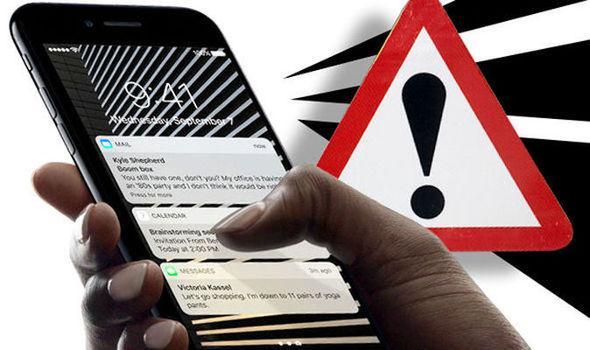 苹果曝出新安全漏洞 一个短信链接就能导致死机